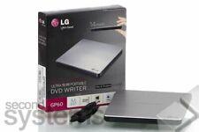 NEU - LG GP60 Portabler USB DVD-Brenner SLIM DVD-Writer 8x / 24x - GP60NS50