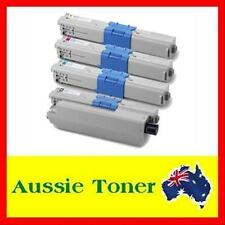 4x Toner Cartridge for OKI MC561 MC561DN 510 530 C510 C510DN C530 C530DN Printer