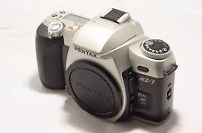 Pentax MZ-7 SLR Checked Working