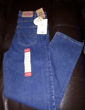 BNWT Corfu Denim Womens VINTAGE Wash Stretch Ladies easy comfort W04B1006 sz 12