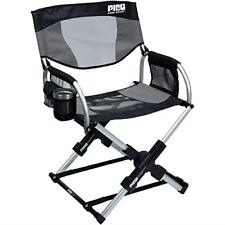 GCI Outdoor Pico Folding Portable Chair, One Size - Mercury Gray