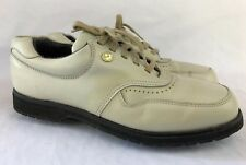 Vintage Converse Made In The Usa Metal Spike Golf Shoes Mens Size 9