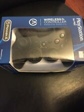 Power A Wireless PS3 Controller (Black) Playstation Gamepad