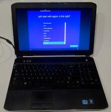 New listing Dell Latitude E5520 Laptop, 1080p Full Hd, i5-2520M 2.5Ghz, 256Gb Ssd Win 10 Pro
