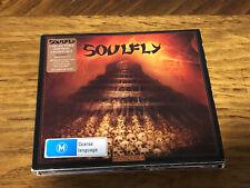 Conquer [CD/DVD] [PA] [Digipak] by Soulfly (CD, Jul-2008, 2 Discs, Roadrunner