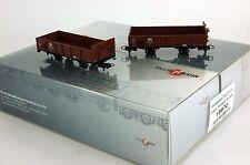 Tillig 15970 H0m Wagenset mit offenen Güterwagen der DR NEU und OVP