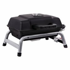 Char-Broil 240 Portable Gas Grill, Black, 240
