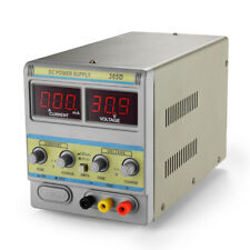 30V 5A DC Power Supply Adjustable Variable Regulated Precision Digital Display