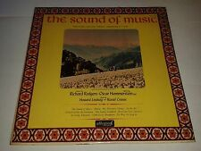 """Parris Mitchell Strings, Orchestra & Voices - """"The Sound Of Music""""  LP (1965)"""