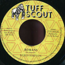 """Beres Simpson (PRINCE HAMMER) - Romans New!!! TUFF SCOUT 161 7"""""""