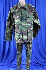US Army Woodland Pattern uniform