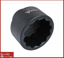 """Douille à choc 12 pans - 65 mm - carré 3/4"""""""