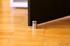 Türstopper Türschlagschutz Bodentürstopper schraubbar massiv Edelstahl