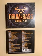 Drum & Bass The Annual 2017  [New CD]