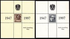 Ö.Blockausgabe aus 1997 zur Antifa 1947 postfrisch**siehe 3 Bilder  >