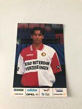 Spelerskaart Topspieler Feyenoord Gio van Bronckhorst Barca