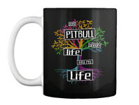 Pitbull Brings Life Gift Coffee Mug