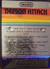 Demon Attack (Imagic) Atari VCS 2600 (Modul)