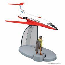 TIM & STRUPPI Tintin Flugzeug  Carreidas 160  Moulinsart Modell 29522 (L)*