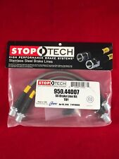 STOPTECH STAINLESS STEEL FRONT BRAKE LINE 00-06 TOYOTA TUNDRA  950.44007