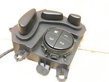Mercedes Benz W211 Schalter Sitzverstellung Memory Tür vorne links 2118201910
