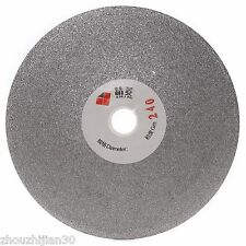 "5"" inch Grit 240 Diamond Coated Flat Lap Disk Grinding Wheel for Angle Grinder"