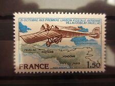 Timbre Poste aérienne -  FRANCE - neufs** - PA n° 51 - année 1978
