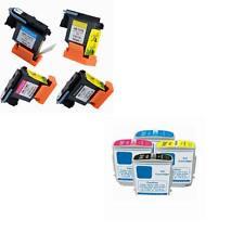 Bundle set 4 HP 11 C4810A C4811A C4812A C4813A Printhead