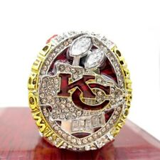(IN STOCK!) 2019-2020 KANSAS CITY CHIEFS Super Bowl Ring GP SIZE 10 11 12 13 14