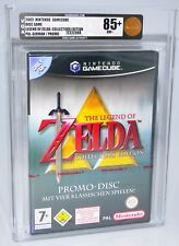 Legend of Zelda Collectors Edition Nintendo GameCube NEU SEALED VGA 85+ GOLD