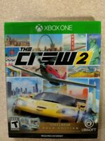 New The Crew 2 Gold Edition Steelbook (Microsoft Xbox One) Includes Season Pass