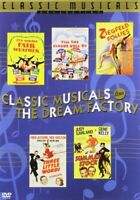 CLASSIC MUSICALS FROM THE DREAM FACTORY (5PC) [DVD]