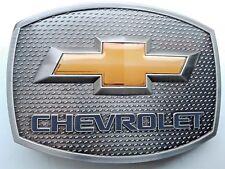 Chevrolet Gürtelschnalle Chevy GM.