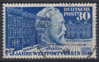 Federal Republic 116 O 75 Years Upu, Heinrich By Stephan Postmarked