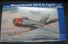 Trumpeter 1/48 02806 Mikoyam-Gurevich MiG15 bis Fagot-B