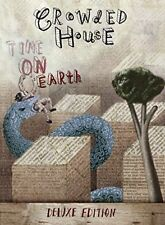 Crowded House: Time on Earth [Deluxe Edition, 2-CDs] new & sealed, aussie seller