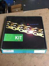 Honda ANF 125 Innova RK Chain & Sprocket Kit NEW 2003-06