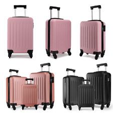 Ryanair EasyJet Case Bag Hand Cabin Spinner 4Wheels Trolley Luggage Suitcase