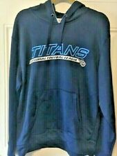 Tennessee Titans NFL Football Hoodie Size Large