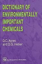 Dictionary of Environmentally Important Chemicals-ExLibrary