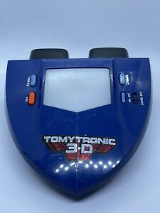 VINTAGE TOMYTRONIC PLANET ZEON 3D HANDHELD LCD ELECTRONIC GAME 1983 WORKING
