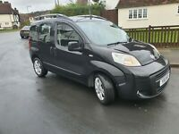 Fiat Qubo Wheelchair Accessible, Automatic