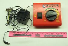 Lionel ~ Red Controller with wall pack Ac Adaptor