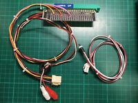 Adapter PSU Wei Ya Taito Egret 3 To Sega Naomi Sun PSU Power Supply Swap