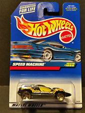 1998 Hot Wheels #1088 Speed Machine - 24102
