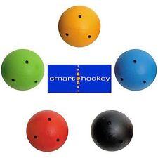 Smart Hockey Stick Handling Off Ice TRAINING BALL Official Puck Weight Bounce
