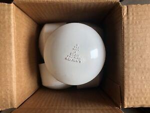 Lasco Box of Qty 5 447-040 4-Inch PVC Caps Sch 40