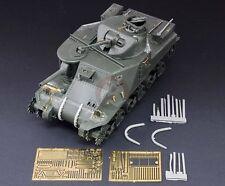 Royal Model 1/35 M3 Lee Tank Detail Set WWII (Academy / Tamiya / AFV Club) 604