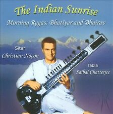 Christian Nocon & Saibal Chatter: Indian Sunrise: Morning Ragas Import Audio CD