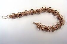 Chain Maille 14 kt Gold Filled Designer Bracelet